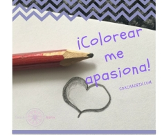 ¡Colorear me apasiona!