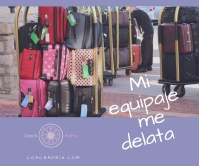 Mi equipaje me delata